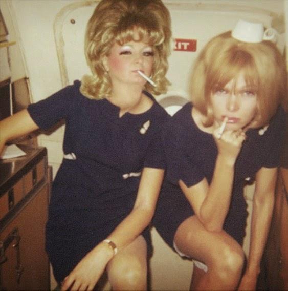 stewardess 11