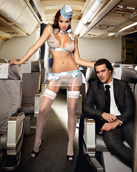 stewardess 7