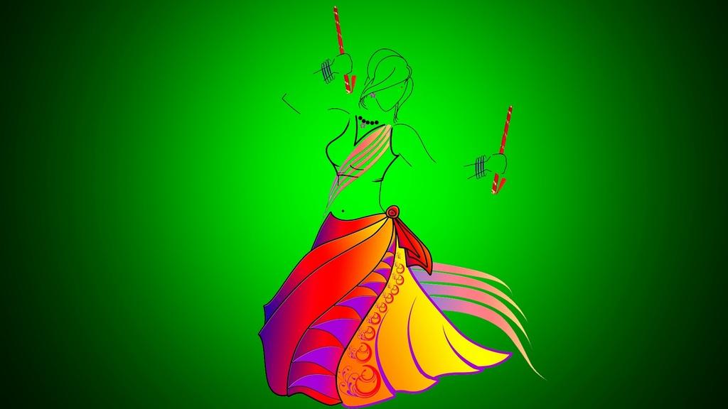 Navaratri Dandiya 1