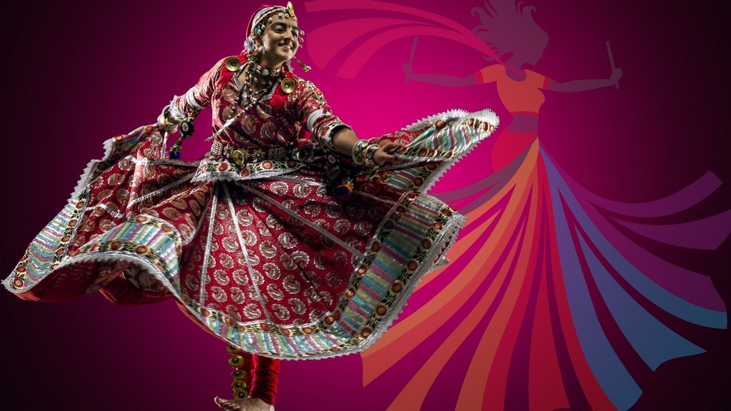 Navratri and Garba in Moscow 19