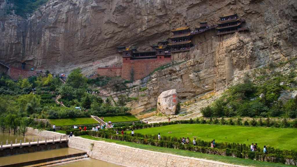 Mount Heng Shanxi, Northern Heng Shan