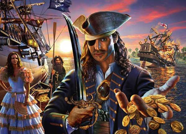 5 - 7. pirates portuguese 5