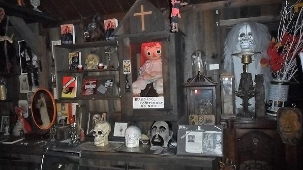 Оккультный музей Уоррена