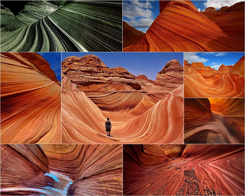 The Wave, Arizona 3