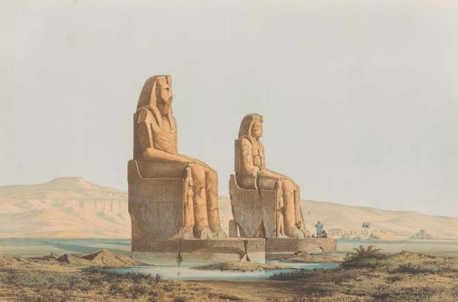 The Colossi Of Memnon 7