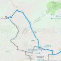 Prambanan Map 08 Traffic Prambanan - Borobudur Самостоятельные путешествия по Индонезии