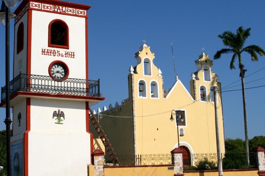 Hopelchen, Yucatán, Mexico 62